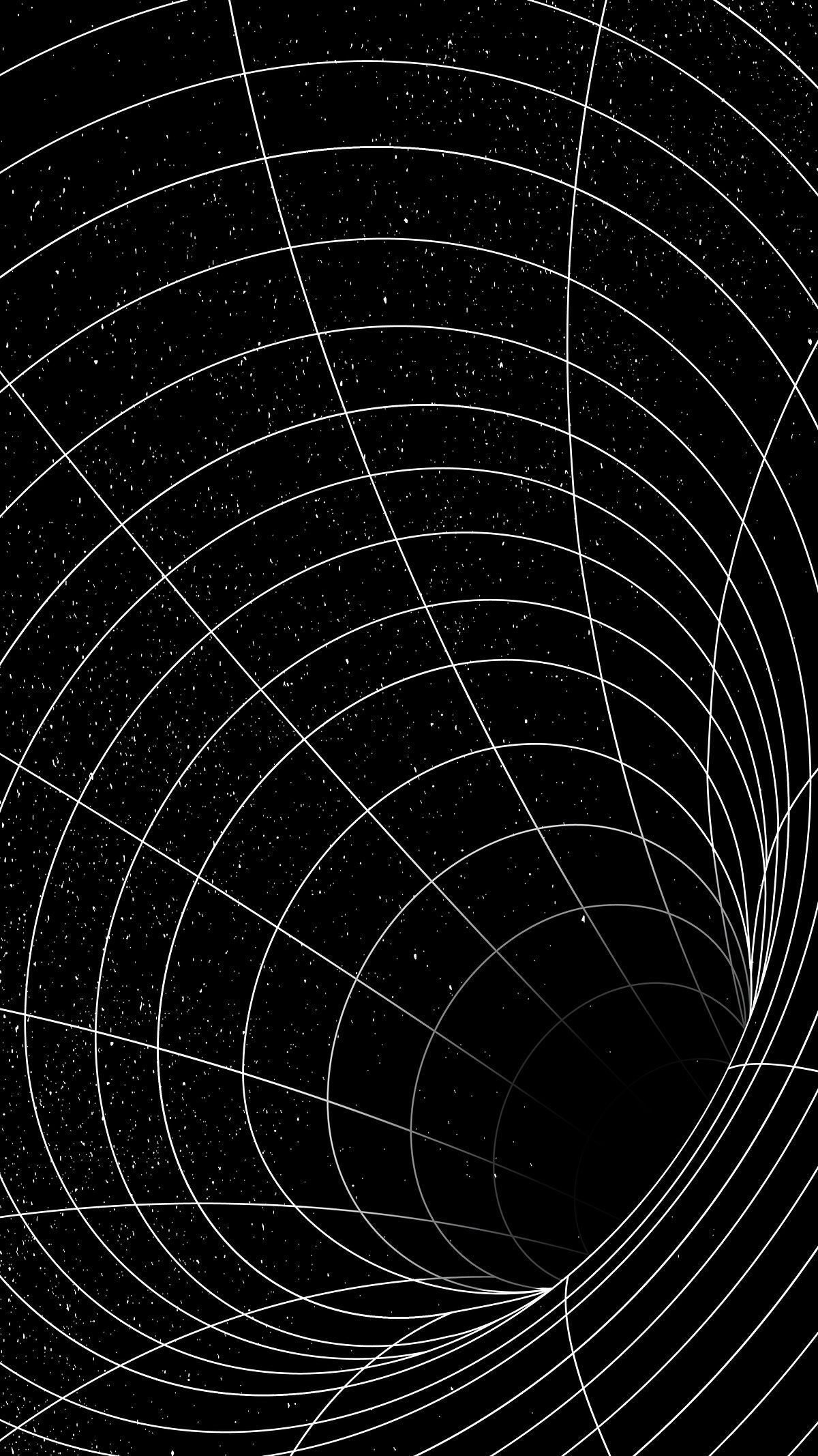 3d Grid Wormhole Illusion Design Element Vector Free Image By Rawpixel Com Aew Cover Art Design Illusions Grid Wallpaper