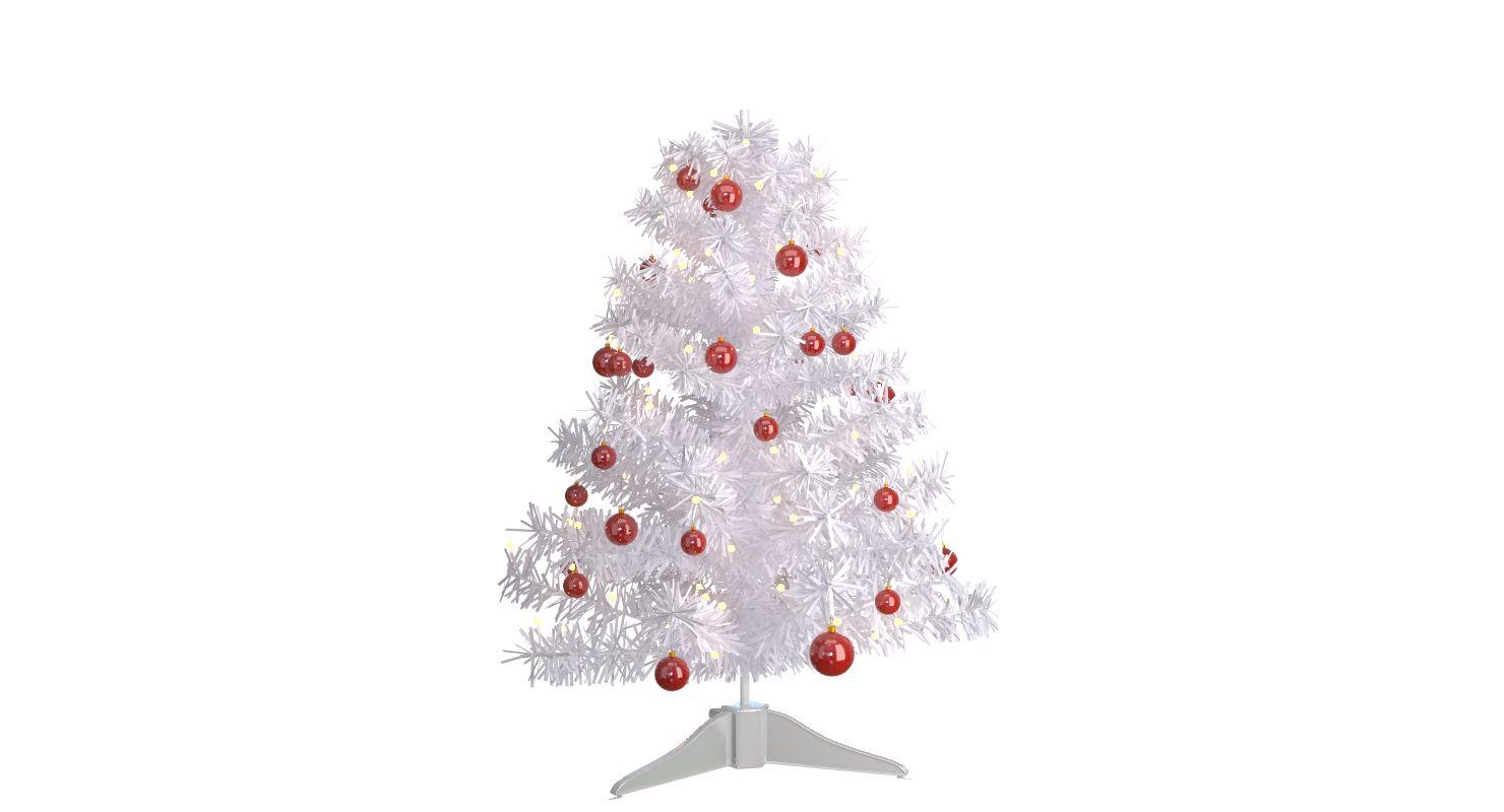 Artificial Christmas Tree Artificial Christmas Tree Christmas Tree 3d Model