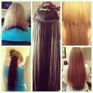 Hair Extensions My Hairstyles Gallery
