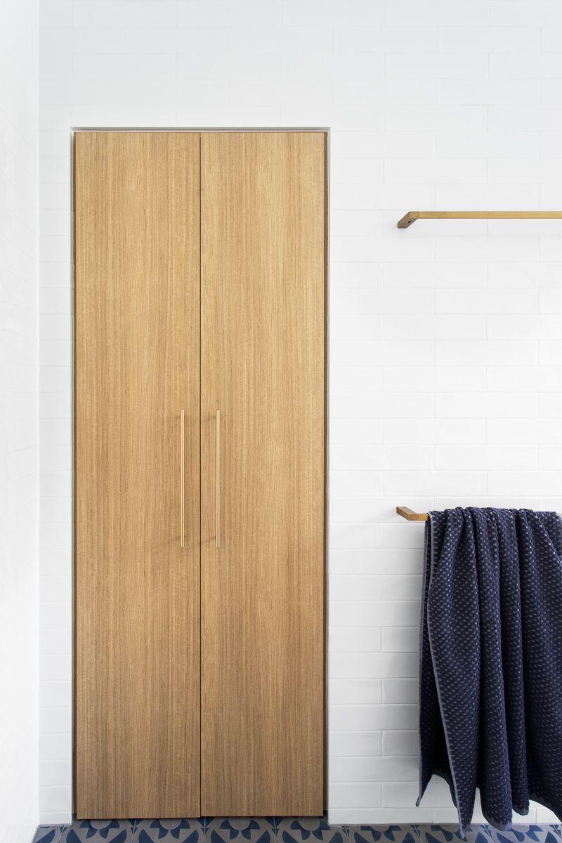inbouwkast deuren badkamer badkamer pinterest badkamer en deuren
