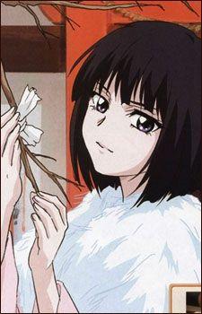 Masako Hara Myanimelist Net Ghost Hunt Anime Ghost Hunting Anime Eye Drawing