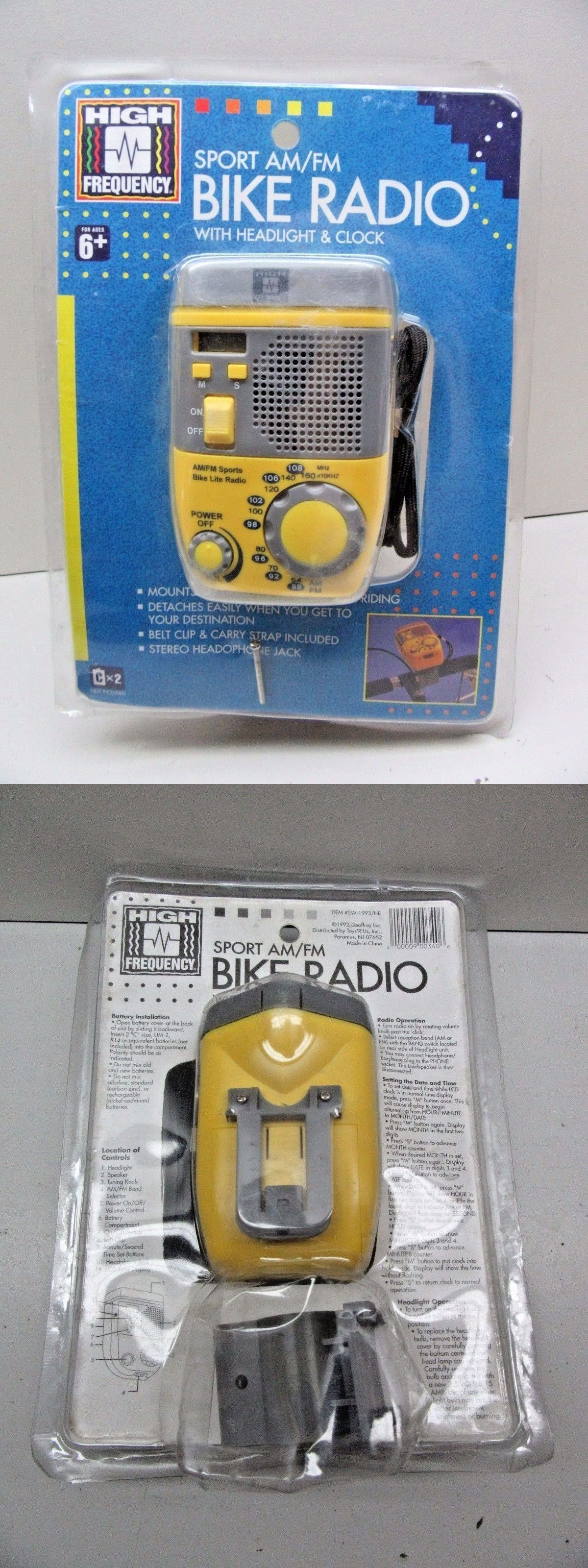Other Bicycle Electronics 177843 High Frequency Sport Am