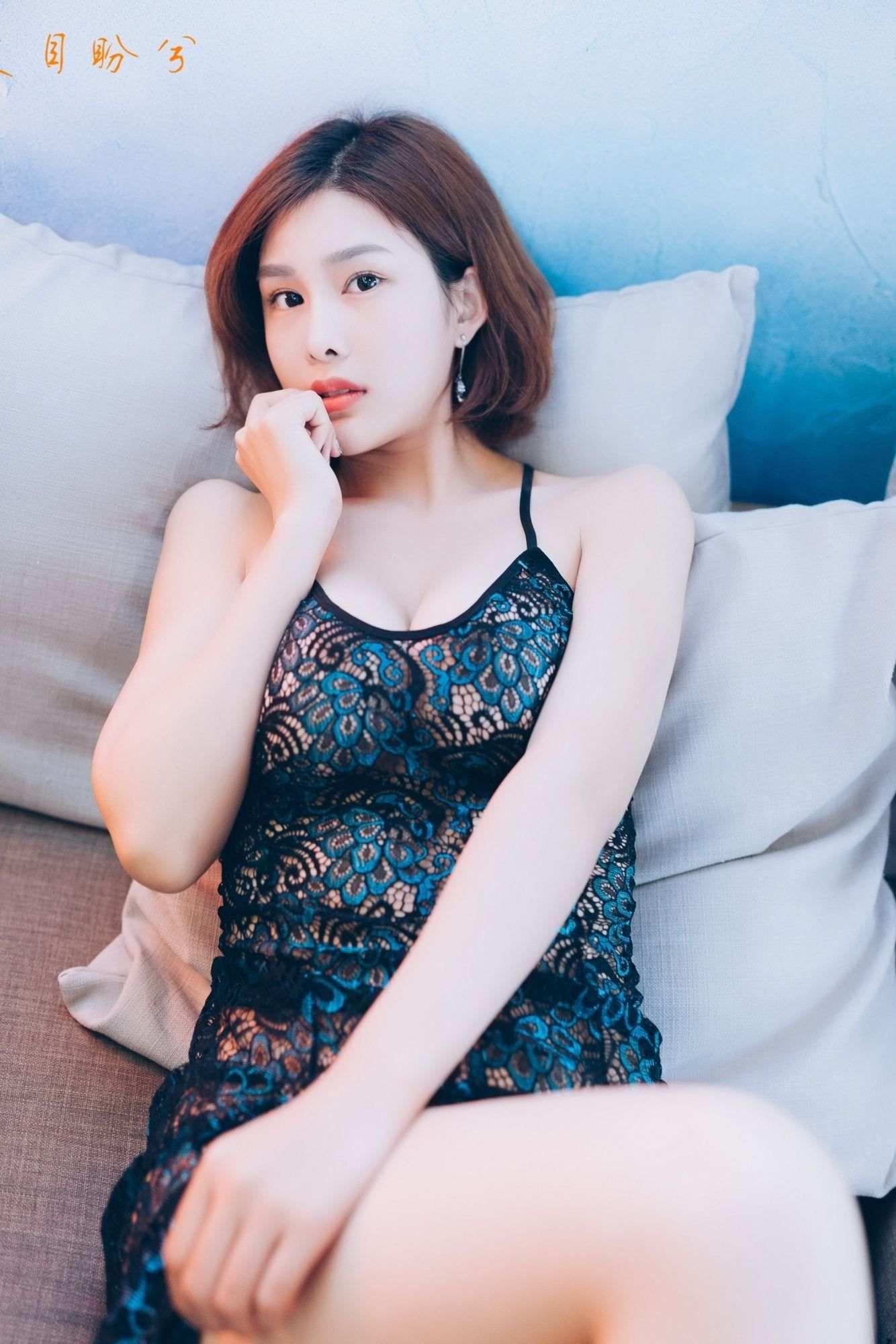 闫盼盼旗袍女神610枚and闫盼盼 Nude