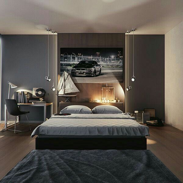 room - Fantastisch Moderne Schlafzimmergestaltung