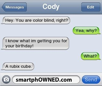 Best Funny Text Messages  15 Horrifying, Birthday-Ruining Text Messages – Autocorrect Fails and Funny Te... 11