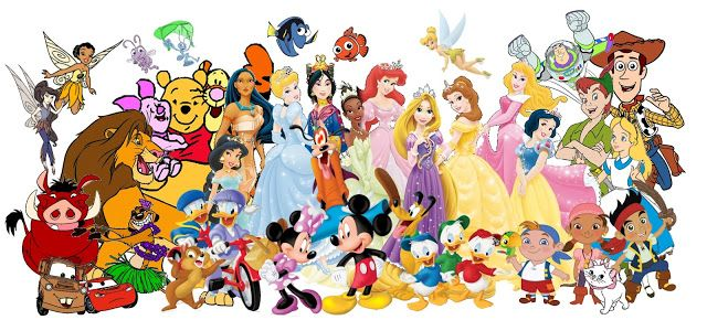 Imprimibles de personajes Disney 3. | 465 | Pinterest | Personajes ...