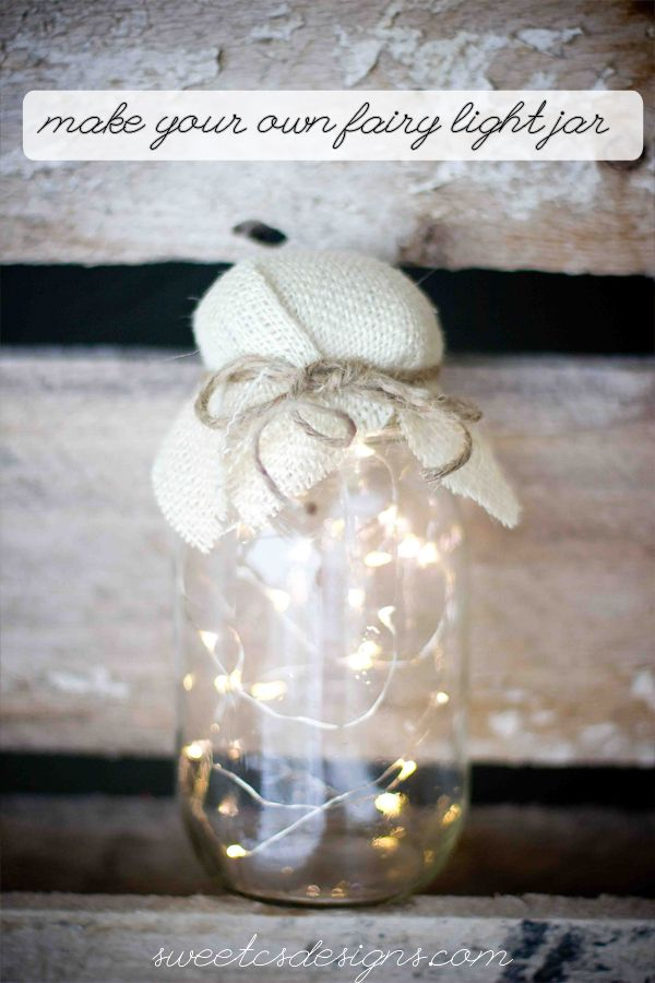 fairy light decorations perfect for weddings or