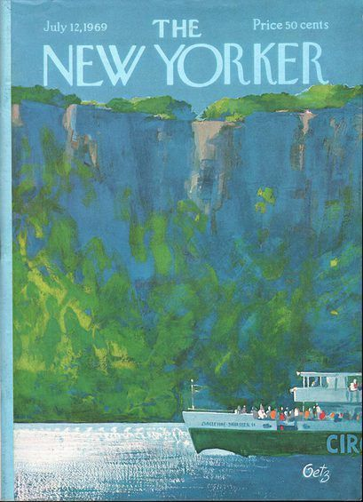 The New Yorker July 12 1969