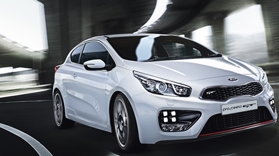 Introducing The Pro Cee D Gt The Already Sporty Lines Of The
