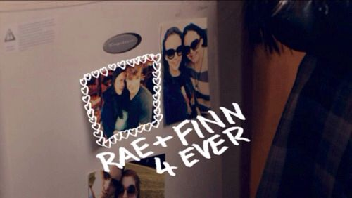 Rae and Finn. My Mad Fat Diary Season 3 Episode 1
