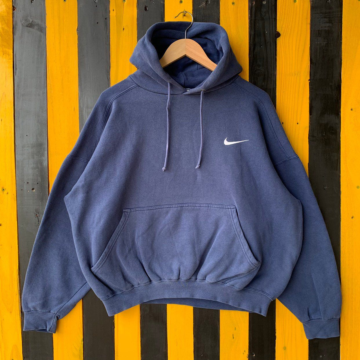 Excited To Share The Latest Addition To My Etsy Shop Vintage 90s Nike Small Swoosh Embroidered Hoodie Jumper Pullover Vintage Hoodies Clothes Trendy Hoodies