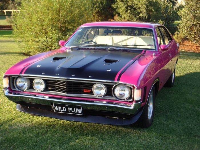 Falcon Xa Gt Vintage Muscle Cars Australian Muscle Cars