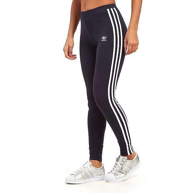 los angeles new collection hot sales adidas Originals 3-Stripes Leggings   Me❤️   Striped leggings ...
