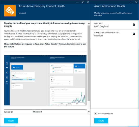 we are also releasing a preview of Azure Active Directory Connect