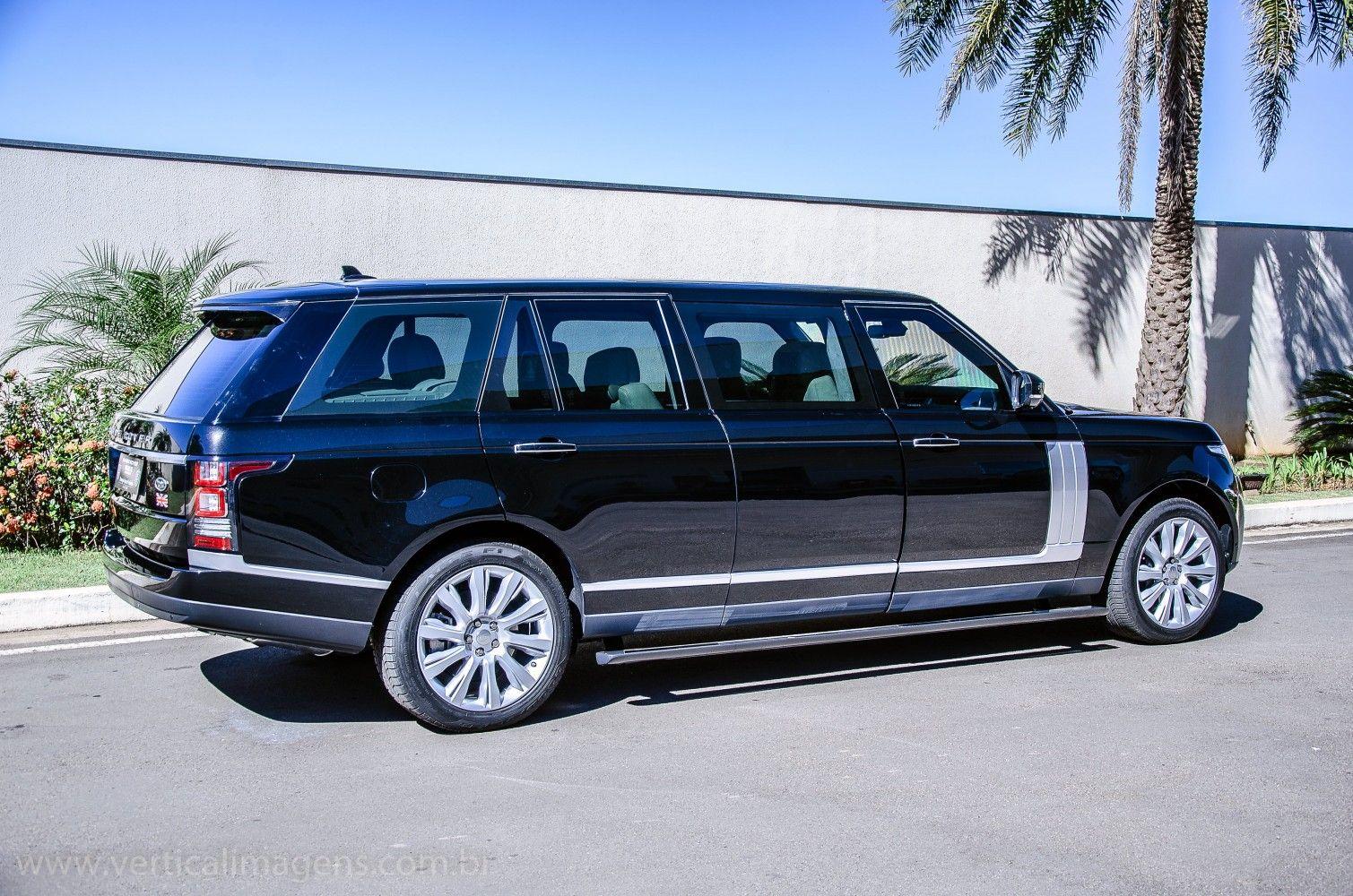 Procópio Limousines » rangerover voguepresident Carros