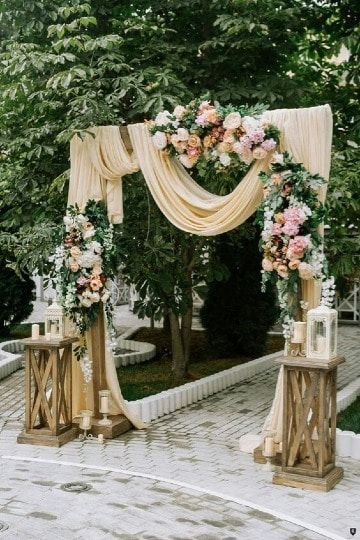 4 imagenes de decoracion para boda civil para inspirarte