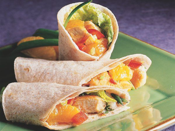 Asian Chicken Roll-Ups http://www.prevention.com/food/healthy-recipes/30-minute-not-boring-chicken-recipes/slide/3