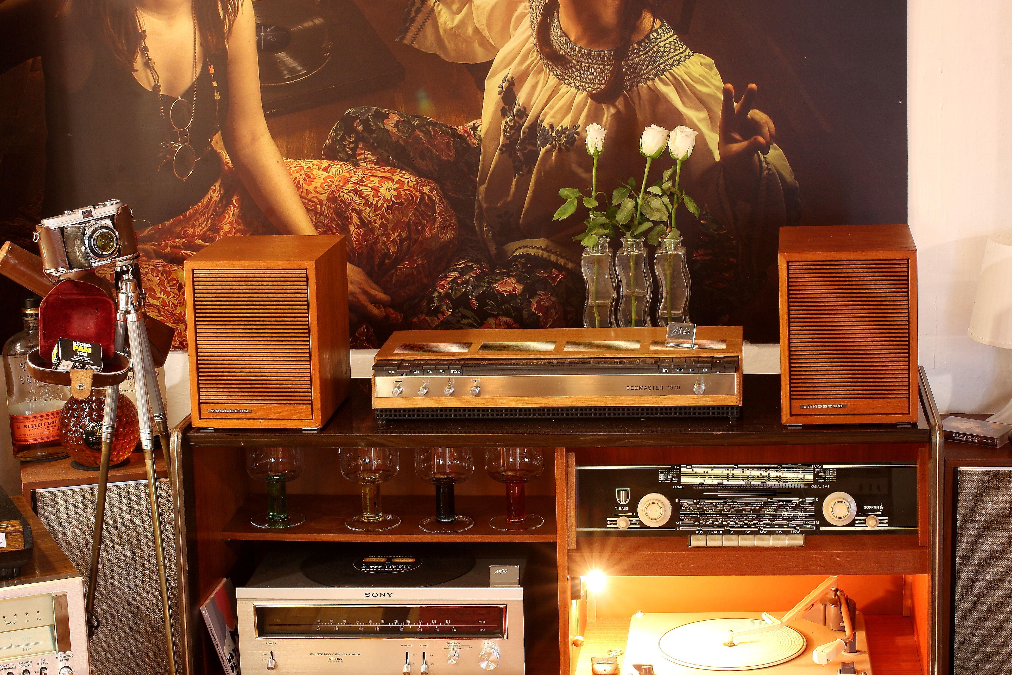 Vintage Audio Shop 3 Maja 19 Katowice Poland Bo Beomaster 1000