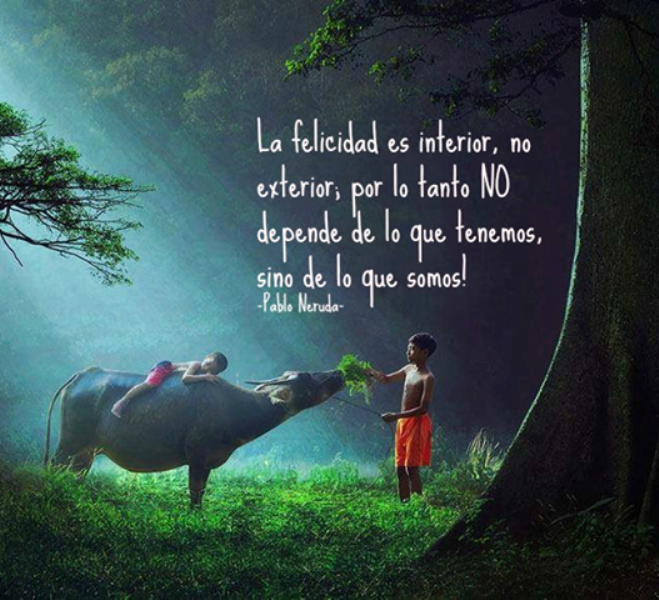 La Felicidad Pablo Neruda Words Quotes Pablo Neruda