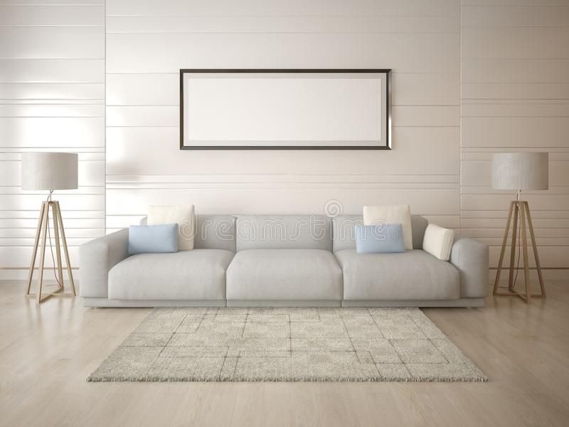 Mock Up A Spacious Living Room On A Light Background Mock Up A Spacious Living Ad Living Room Spacious Living Room Living Room Background Bedroom Night Anime living room background morning