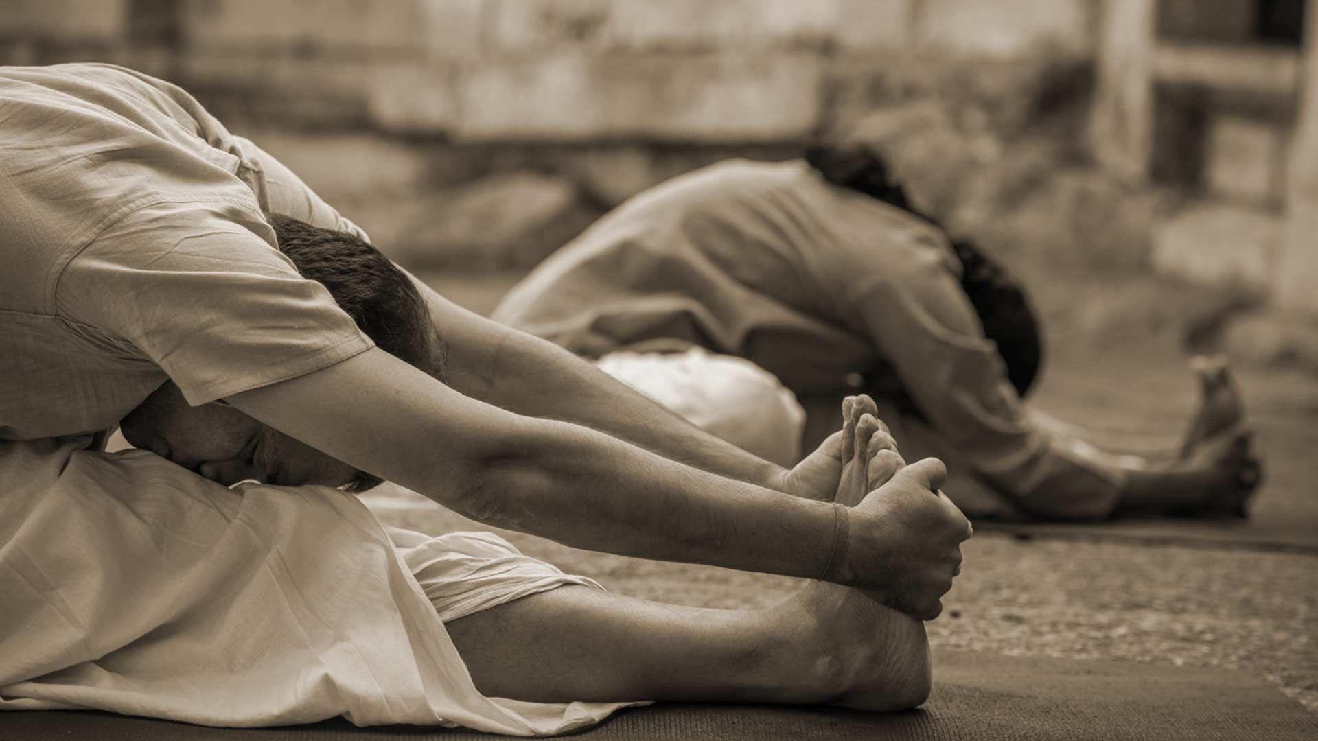 How The Breath Evolves With Hatha Yoga Practice Hatha Yoga Hatha Yoga For Beginners Hatha