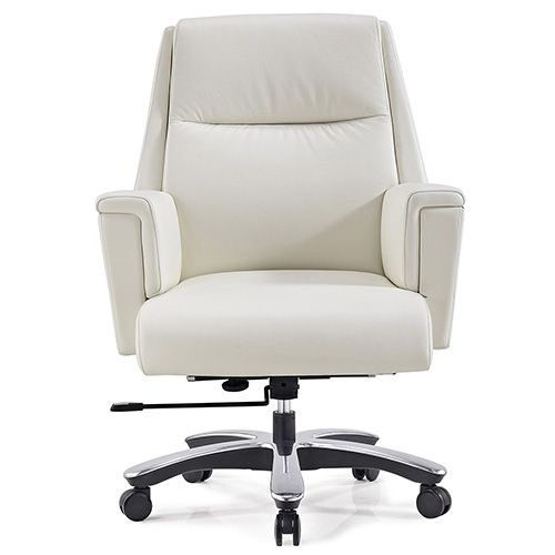 Affordable Modern Office Furniture: Bloomberg Leather Executive Chair In 2019