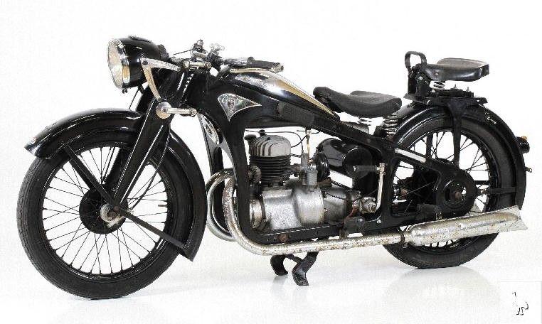 Wonderlijk Zundapp 1934 K200 Vintage Motorcycle | motorcycles | Motorcycle DN-01