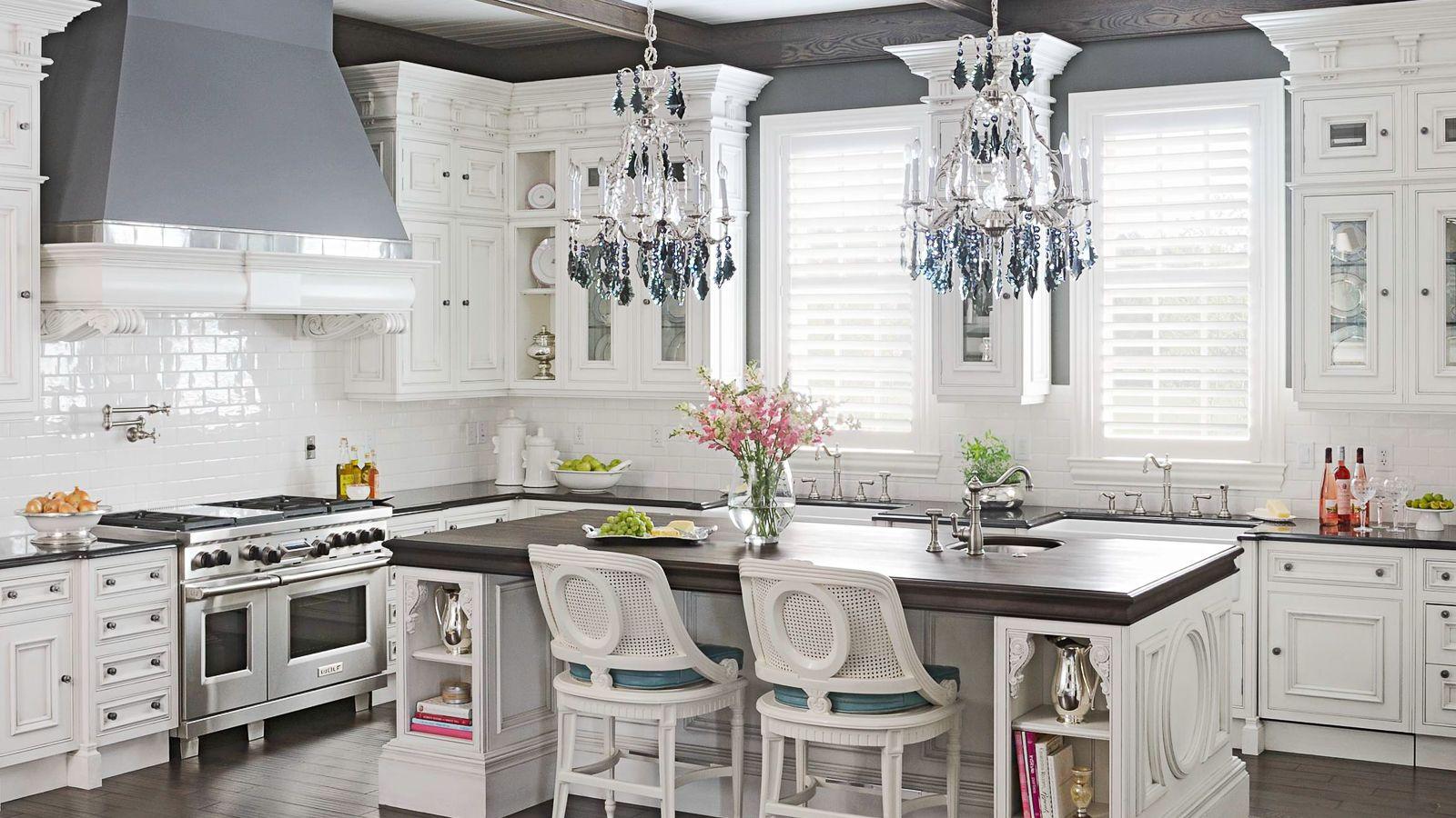 29 Gorgeous Kitchen Interior Designs  Luxury Kitchens Luxury And Endearing Luxury Kitchen Designers Design Inspiration