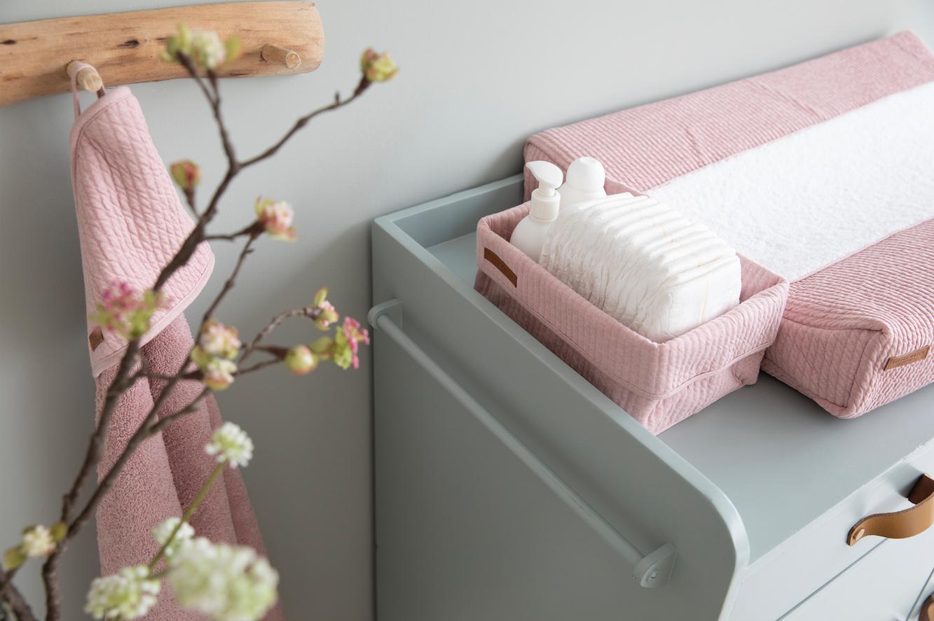 Villa Sternenstaub Wickelauflagenbezug Pure Rosa 45 X 70 Cm Online Kaufen Aufbewahrung Wickeltisch Baby Design Baby Mobel