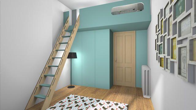 changer la maison france 5 france 5 chambre 2. Black Bedroom Furniture Sets. Home Design Ideas