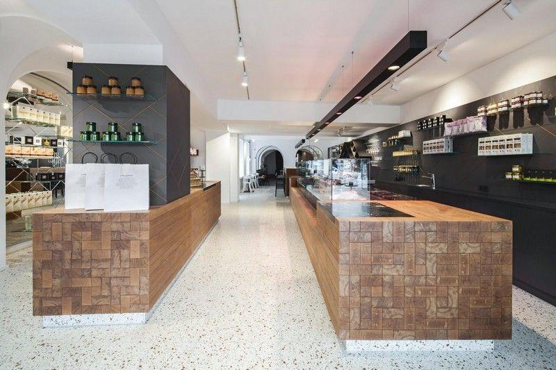 Lingenhel Vienna – Shop, Bar, Restaurant and Cheese Dairy