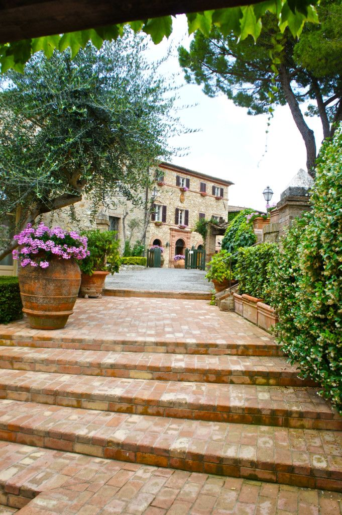 Toscana San Felice, hotel na Toscana imagens