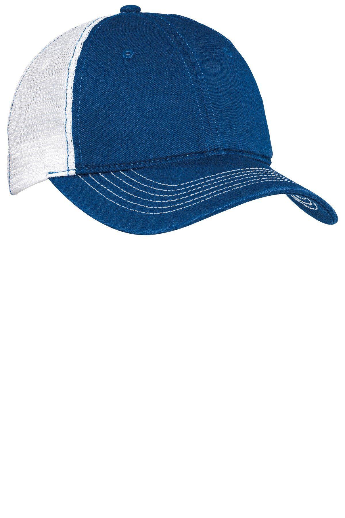 5405d87b63f District® - Mesh Back Cap. DT607