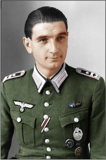 Uniforms of the Third Reich in color | World War II ...