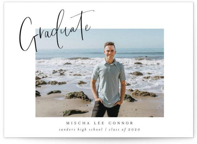 Photo of Marlenka Graduation Petite Cards