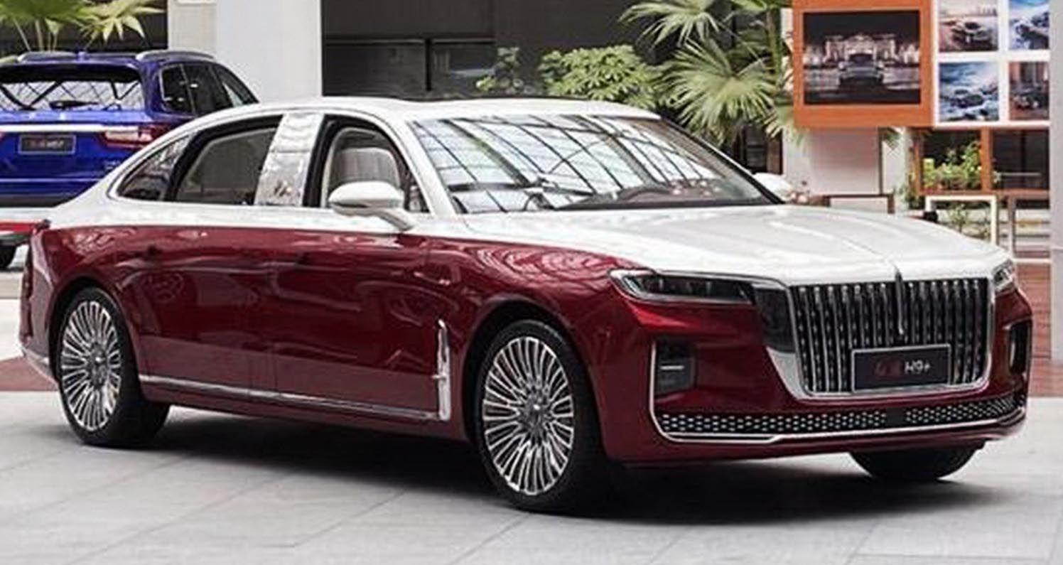 هونغ تشي أتش 9 بلاس 2021 الجديدة تماما نسخة الليموزين من السيدان الصينية الفائقة الفخامة موقع ويلز Car Engine Car Super Cars