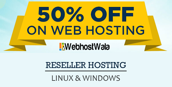 50 Off On Linux Reseller Hosting Plans Grab The Mega Discount On Reseller Hosting And Start Your Own Reseller Hosting Bu Web Hosting Hosting Hosting Company