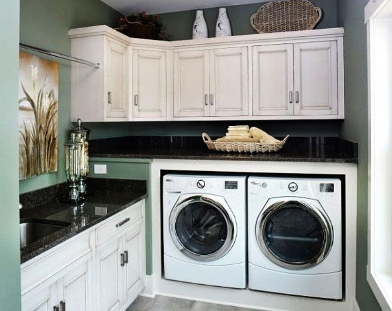 20 small basement laundry room ideas maximize your space on extraordinary small laundry room design and decorating ideas modest laundry space id=27352