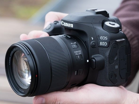 Newly Enthused Hands On With The Canon Eos 80d Canon Camera Canon Eos Dslr Camera