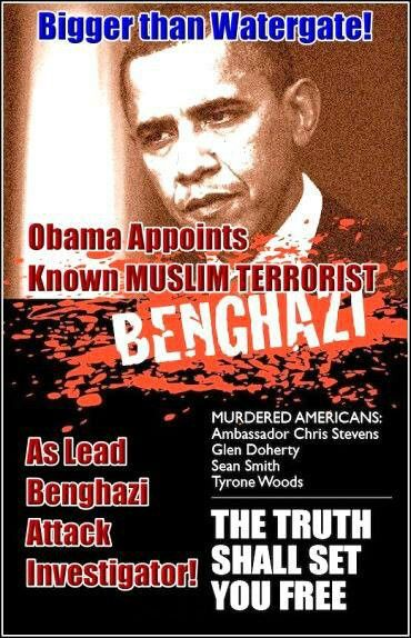 Not surprising since the progressive liberal trash in our institutions help to pull off one of the biggest frauds in history against the American people by helping to install this Sunni usurper into our White House...~~Benghazi