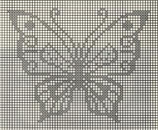 Schemi Per Il Filet Farfalle Sui Centrini Idee Per La Casa