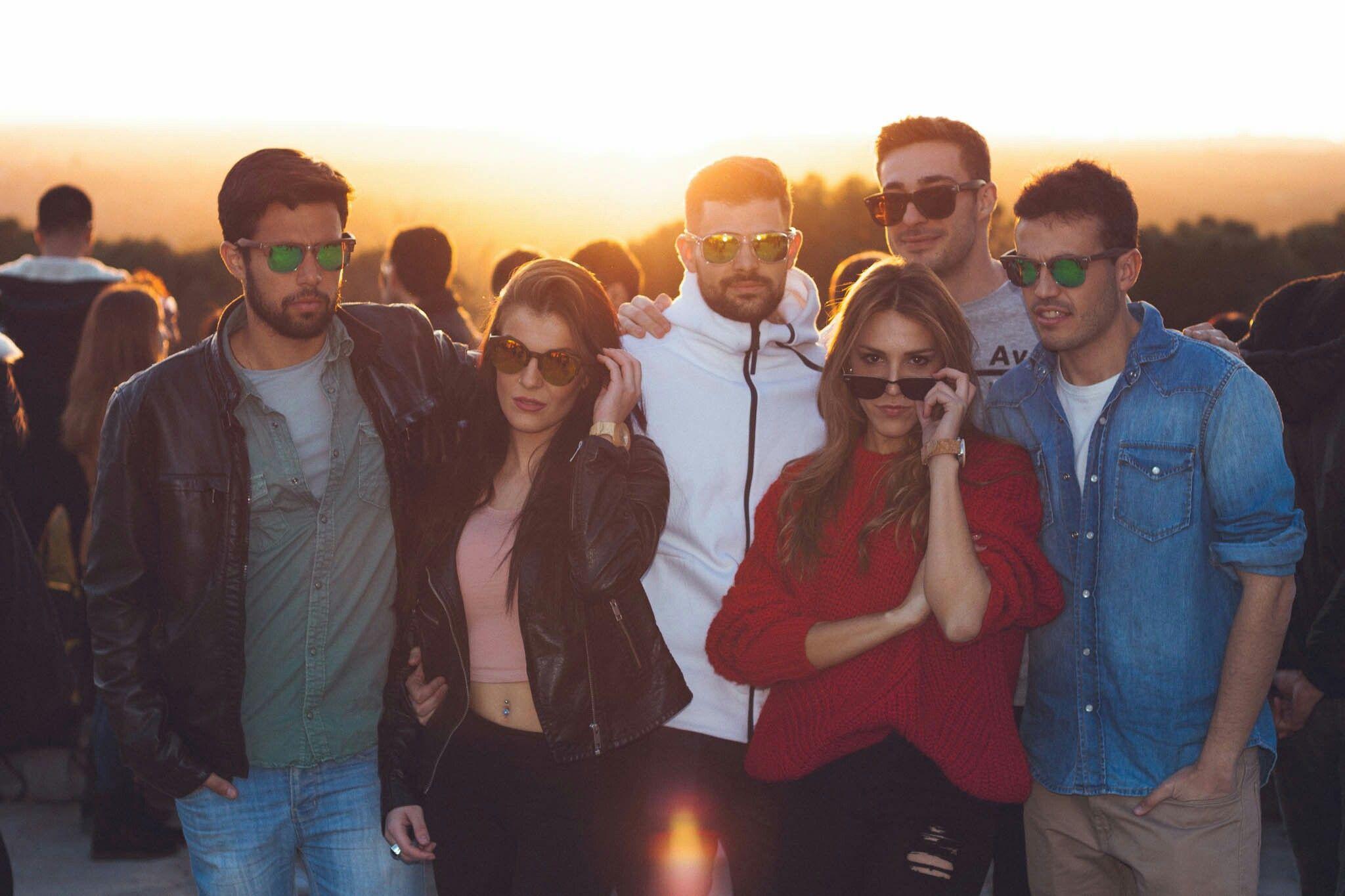 Colección Primavera 2017 de gafas de sol y relojes #Amarantto