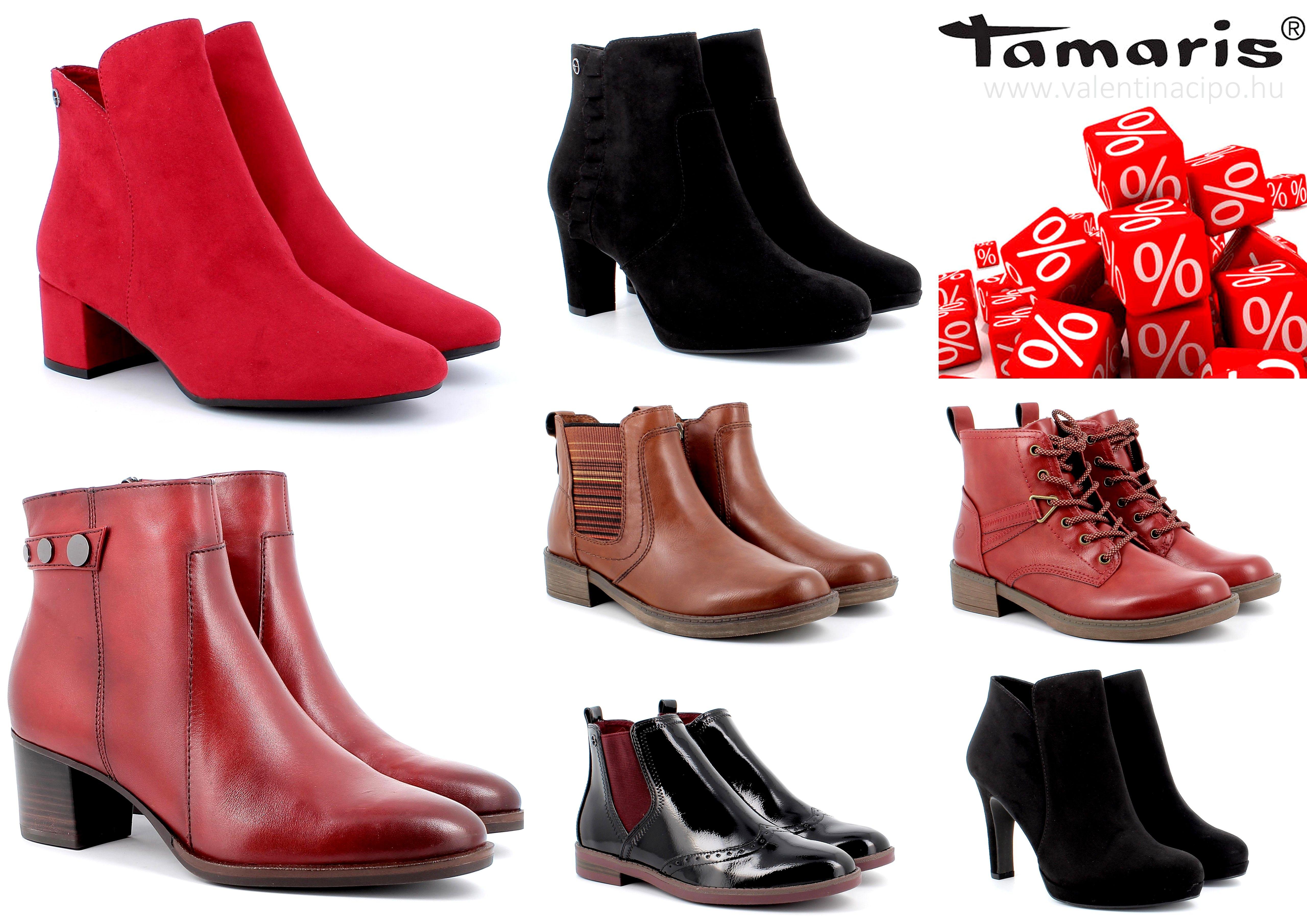 Tamaris női cipők, szandálok hatalmas választékban