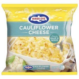 Birds Eye Frozen Cauliflower Cheese Coles Online Cauliflower Cheese Frozen Vegetables Cauliflower