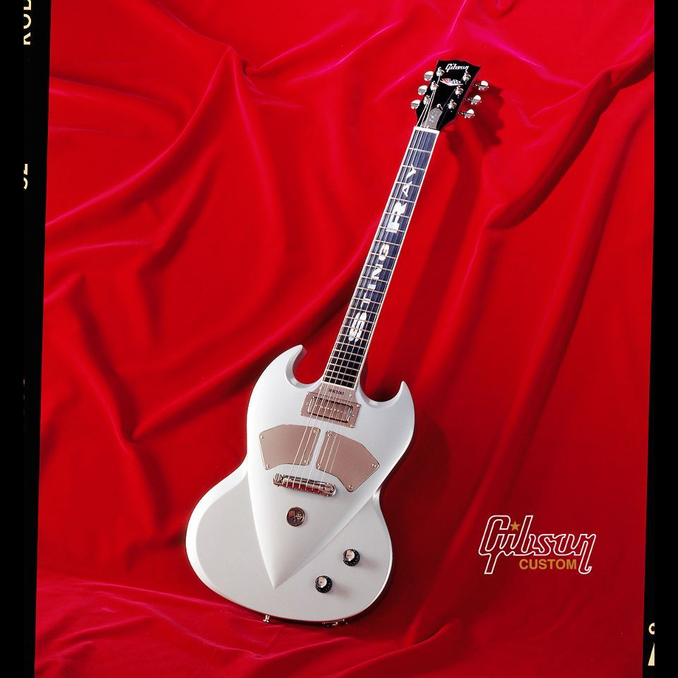 from the archives gibson corvette stingray sg guitar guitars and other music related items