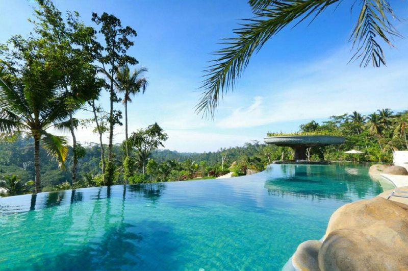 image result for infinity pool overlooking valley bali u30 pool