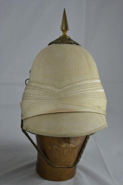1ad8c9575cbe9 Victorian British Army FS Pith Helmet