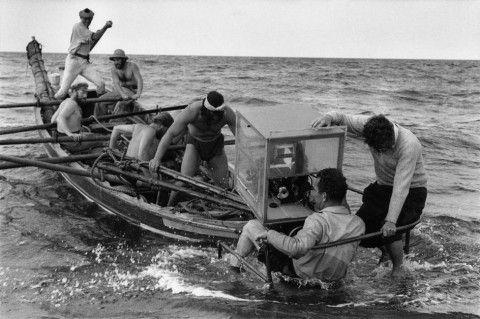 La Cámara Indiscreta – Tesoros Cinematográficos de Magnum Photos