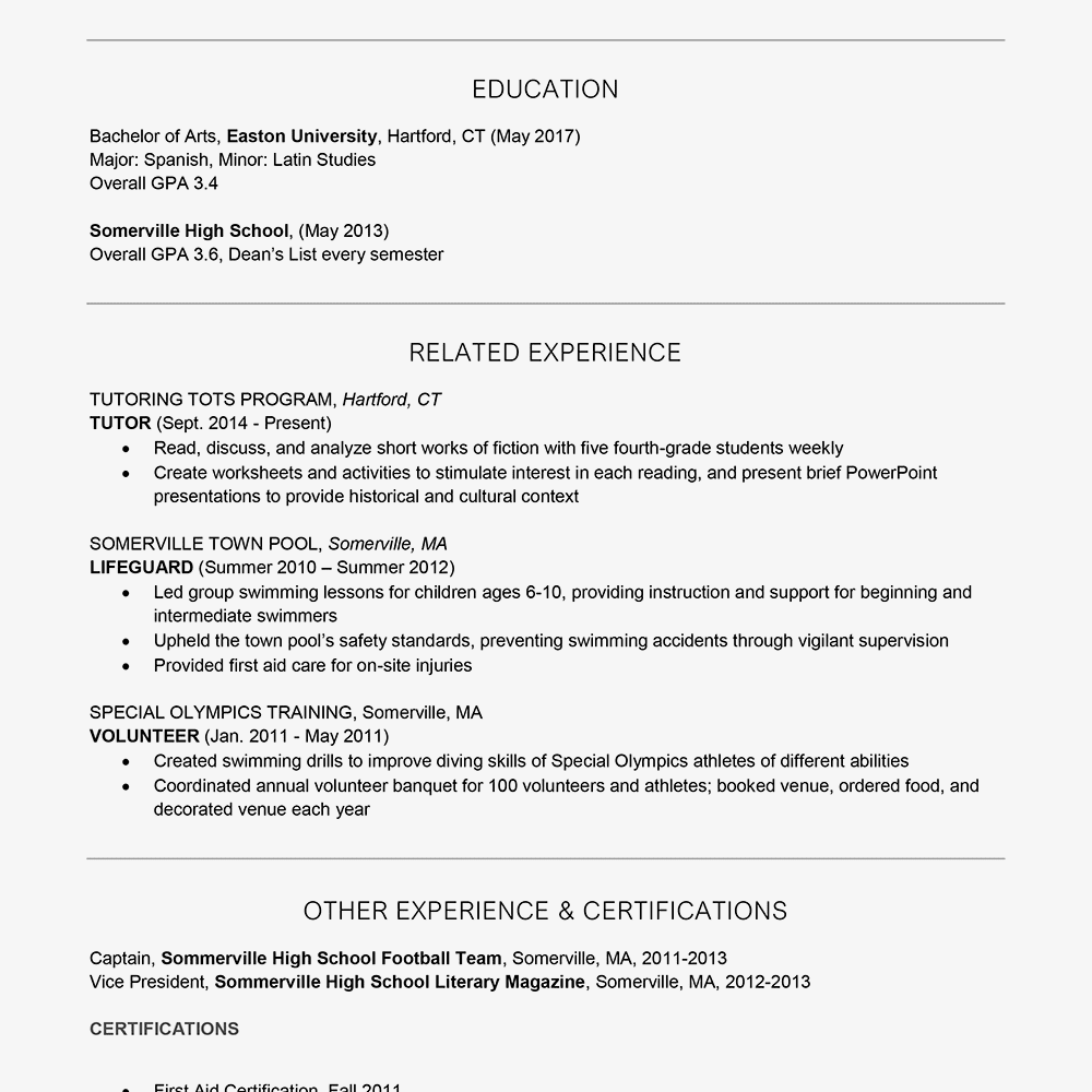 School Counseling Resume Examples Elegant Camp Counselor Cover Letter And Resume Examp Camp Counselor Job Description Counselor Job Description Resume Examples