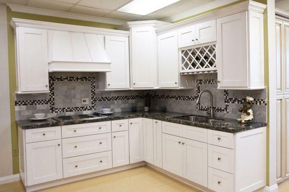 Details About 10 X 10 Kitchen Cabinets Shaker White Slab Unassembled Rta Shaker Style Kitchen Cabinets Kitchen Cabinet Trends Shaker Kitchen Cabinets